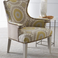 "Jeff Zimmerman Collection by Key City - ""Mila"" Chair - Horchow"