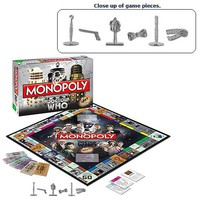 Doctor Who Collector&#x27;s Edition Monopoly Board Game - Usaopoly - Doctor Who - Games at Entertainment Earth