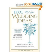 1,001 Wedding Ideas: The Ultimate Resource for Creating a Wedding No One Will Ever Forget: Tricia Spencer: 9781416206675: Amazon.com: Books