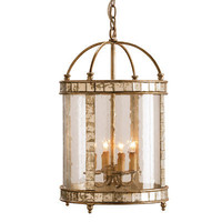 Currey and Company Corsica Lantern Small
