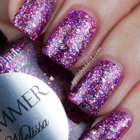 Shimmer Nail Polish - Melissa
