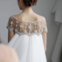 Reserved listing for Patricia Ng (patriciang325) custom make wedding dress final balance