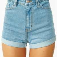 Zephyr Denim Shorts
