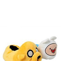 Adventure Time Finn And Jake Slippers - 353958