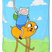 Adventure Time Finn & Jake Comfy Throw - 195639