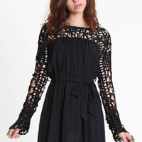 Never Again Lattice Dress - $49.00 : ThreadSence.com, Your Spot For Indie Clothing & Indie Urban Culture