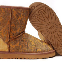 Get Excellent UGG Classic Short Camo 5831 Chestnut at our Online ugg classic short camo 5831 Outlet, Top High Quality