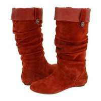 Get Excellent UGG 5765 Women's Highkoo Amber Boots Brick Red at our Online ugg highkoo boots 5765 Outlet, Top High Quality