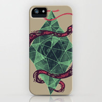 Mystic Crystal iPhone Case by Hector Mansilla | Society6