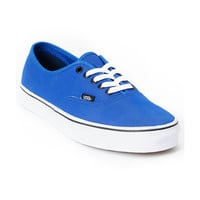 Vans Authentic Poly Blue Shoe