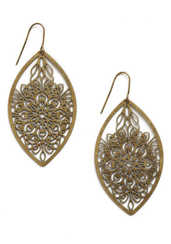 Marrakech Your Eye Earrings | Mod Retro Vintage Earrings | ModCloth.com