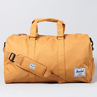 The Novel Duffle Bag in Butterscotch