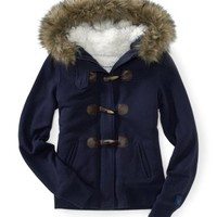 Fleece Toggle Jacket