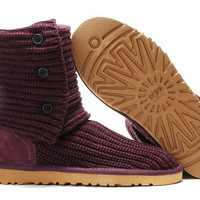 Get Excellent UGG Classic Cardy 5819 purple at our Online ugg classic cardy 5819 Outlet, Top High Quality