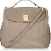 J.Crew | Bond Street leather tote | NET-A-PORTER.COM