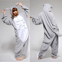 New Cute Japan Anime Kigurumi Grey