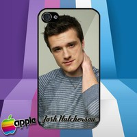 Cool Josh Hutcherson iPhone 4 or iPhone 4S Case