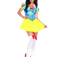 Bad Apple Snow White Costume