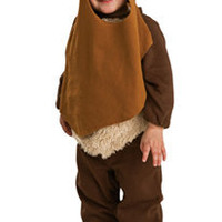 Infant Ewok Costume - Romper - Baby Star Wars Costumes