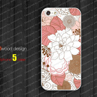 unique iphone 5 case iphone 5 cover beautiful flower image unique iphone case atwood design