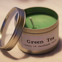 Green Tea Candle on Luulla