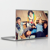 One Direction Live While We&#x27;re Young Laptop &amp; iPad Skin by Toni Miller | Society6