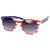 "Amazon.com: ""USA"" American Flag Sunglasses: Shoes"