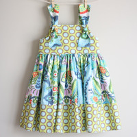 Fall 2012 MOLLY knot dress 12mo. 18mo. 2t. 3t. 4t. 5t