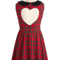 Study Heart-Breaker Dress | Mod Retro Vintage Dresses | ModCloth.com