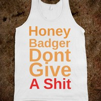 Honey Badger - Righteous