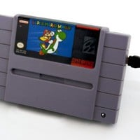Super NES External Hard Drive - Super Mario World - 1TB USB 3.0