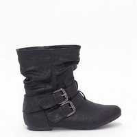 Double Strap Ankle Boots - 2020AVE