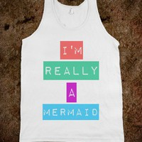 I'm Really A Mermaid - Mermaid in Disguise