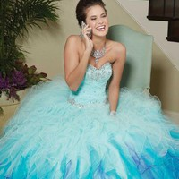 Vizcaya 88013 at Prom Dress Shop
