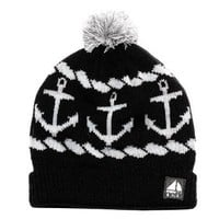 Amazon.com: neff Women's Sailor Beanie Hat, Black, One Size: Clothing