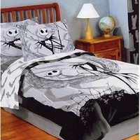 Nightmare Before Christmas Full/ Queen Comforter