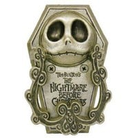 Neca Nightmare Before Christmas Pewter &quot;Jack Bite&quot; Door Knocker