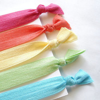 Colorful Hair Ties on Luulla