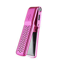 GVP Soft Touch Mini Iron Pink