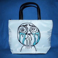 Cuteness Overload and So Much Win Bucket Bag Purse, Reddit, Rage Comic
