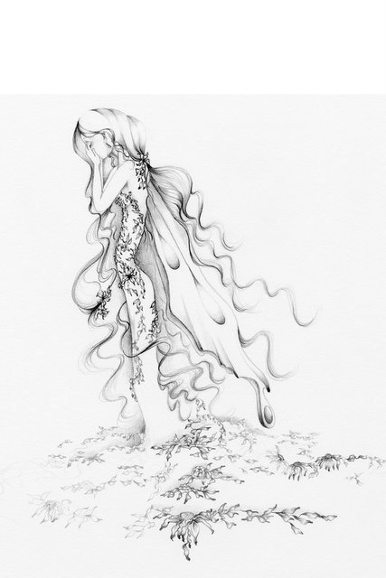 Pencil Drawing Of Fairies | www.imgkid.com - The Image Kid ...