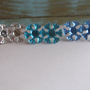 Set of 3 Snowflake Studs Winter Christmas Earrings Shiny Snowflake Post Earrings Christmas Earrings