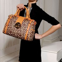 2012 Newest Retro Ladies Handbag Wave Packet Boston Messenger Large Bags on Luulla