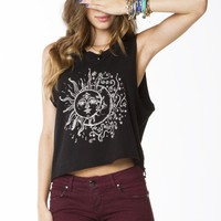 Sadie Sun and Moon Tank