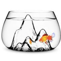 Fishscape Fishbowl by Aruliden for Gaia and Gino [GS-fishcape] - $139.00 - GSelect  - Gifts for Men. Unique, Cool Gift Ideas and Presents