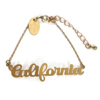 Flea Market Girl California Bracelet | Anchor & Arrow