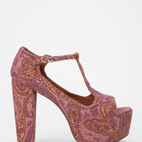 Jeffrey Campbell X UO Foxy Brocade Heel