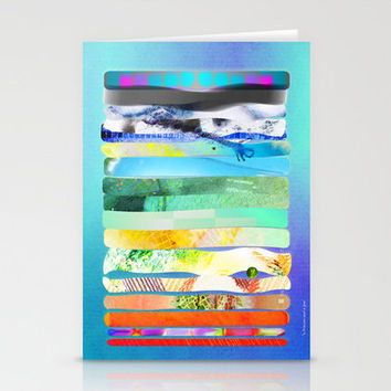 COLLAGE LOVE - a Princess and a pea  Stationery Cards by Gréta Thórsdóttir | Society6