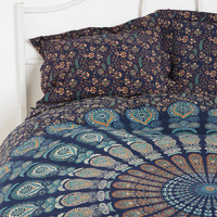 Paisley Medallion Sham - Set of 2