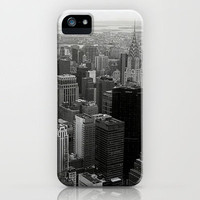 tribute to NYC iPhone Case by inourgardentoo | Society6